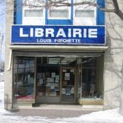 Louis Frechette librairie gatineau