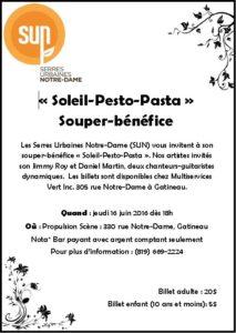 Invitation SUN 16 juin